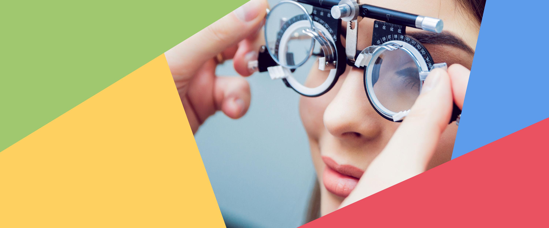 Augenzentrum Klatt Brille Sehtest