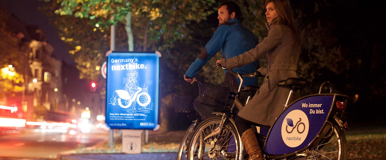Nextbike_Produktdesign_Fahrrad_Logo_Fahrradfahrer