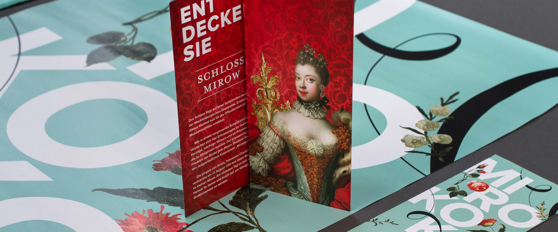 SchlossMirow_Merchandise_Design_Gestaltung_Flyer