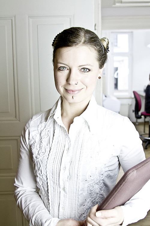 Katja Hammoser - Projektmanagement