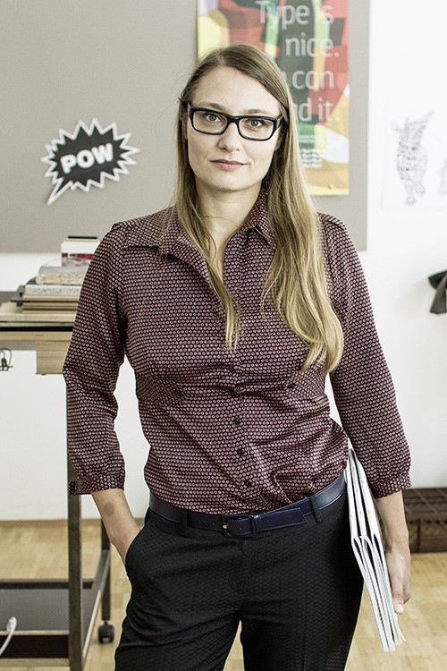 Simone Möcker - Art Direktion