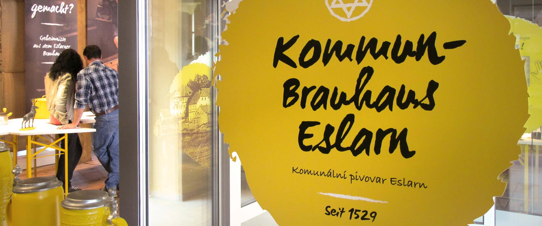 Eslarn_Kommunbrauhaus_Logo_Design