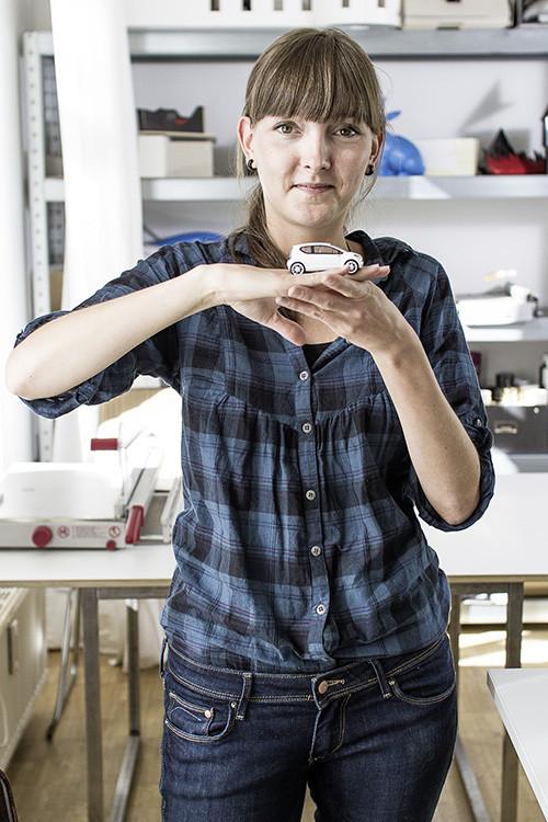 Sindy Bräuling - Freie Grafikdesignerin