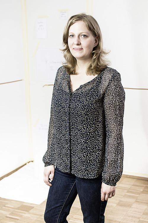 Franziska von der Heyde - Office-Management