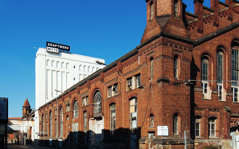Corporate Design Kraftwerk Mitte Dresden