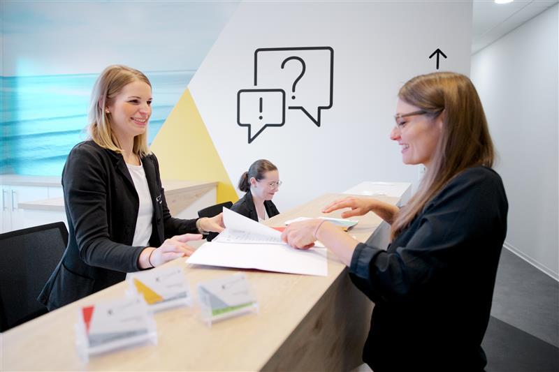 Markenbildung Corporate Design und Employer Branding am Beispiel vom Augenzentrum Klatt