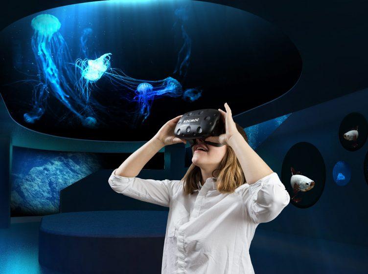 So präsentieren wir mit Virtual Reality Design die Gestaltung für Museen und Ausstellung